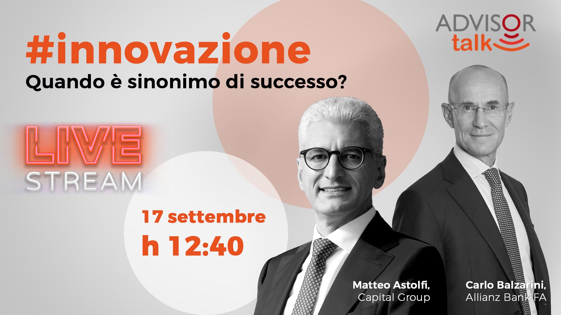 #innovazione - Quando è sinonimo di successo?