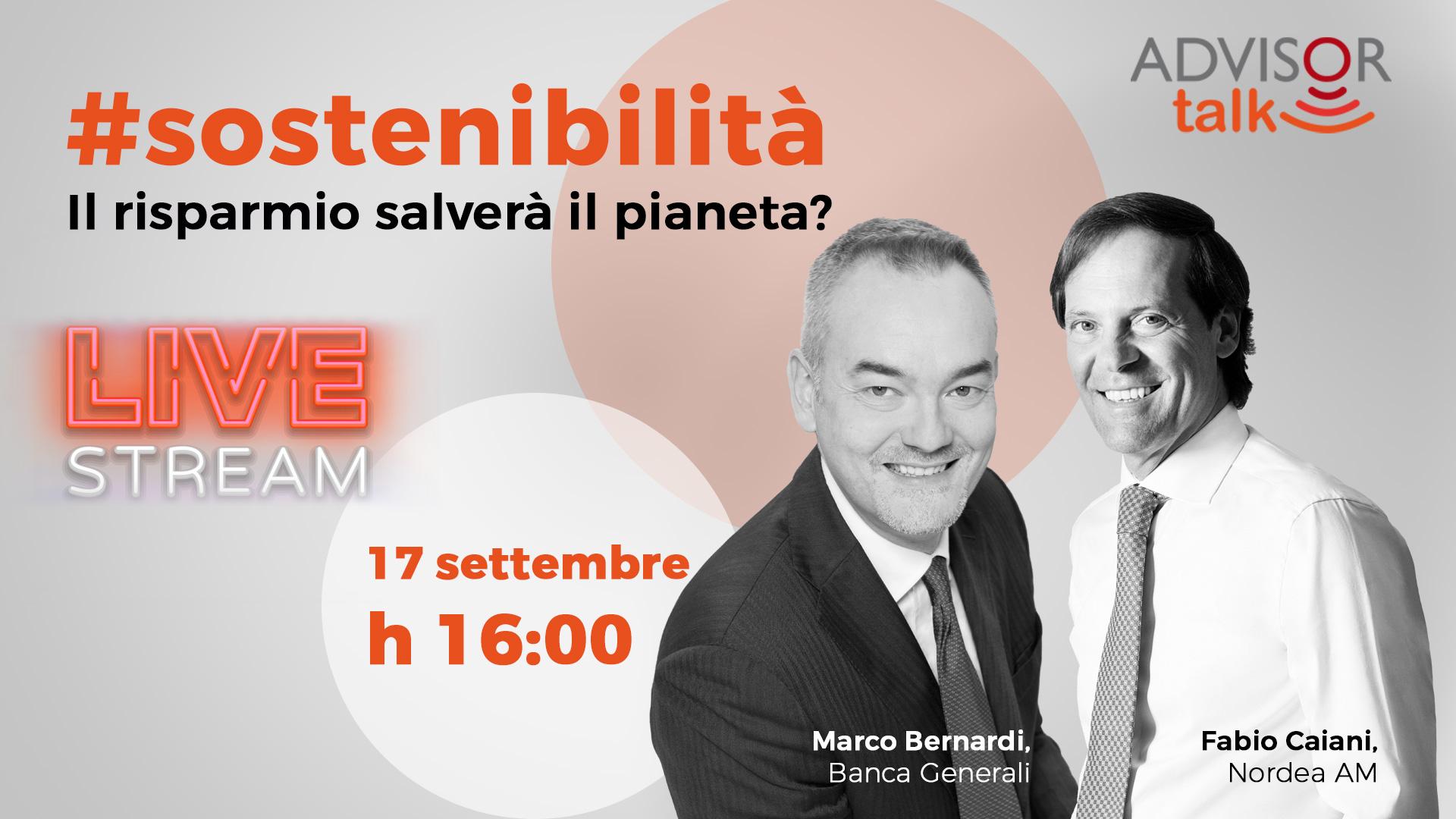 #sostenibilità - Il risparmio salverà il pianeta?