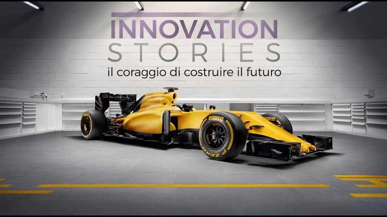 Innovation Stories, il coraggio di costruire il futuro