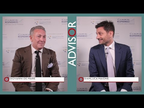 Salone del Risparmio 2019 - Intervista De Mare e Maione