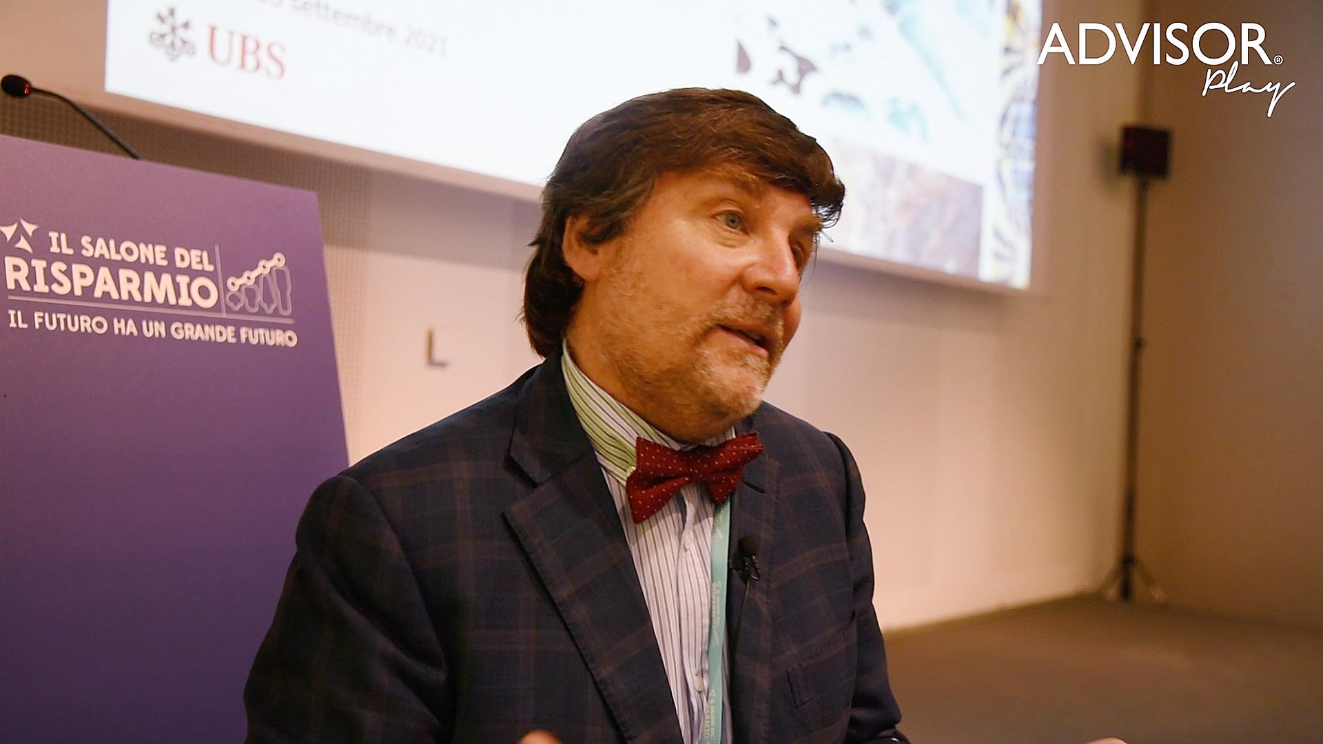"""Luca Mercalli: """"il mondo della finanza ha appena aperto il capitolo della sostenibilità"""""""