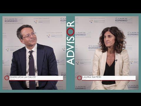 Salone del Risparmio 2019 - Intervista La Calce e Nateri