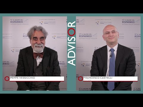 Salone del Risparmio 2019 - Intervista Vessicchio e Castelli