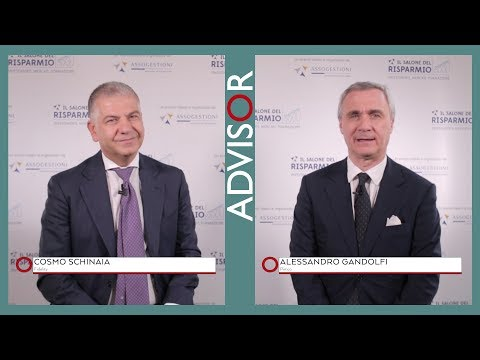 Salone del Risparmio 2019 - Intervista Schinaia e Gandolfi