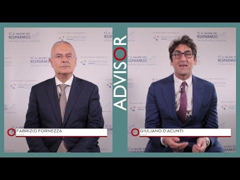 Salone del Risparmio 2019 - Intervista Fornezza e D'Acunti