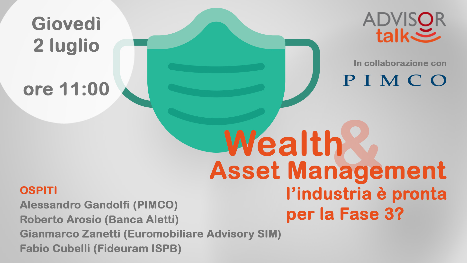 Wealth & Asset Management, l'industria è pronta per la Fase 3?